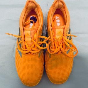 Adidas Sole Court Boost Tennis Shoes Womens Sz 6.5